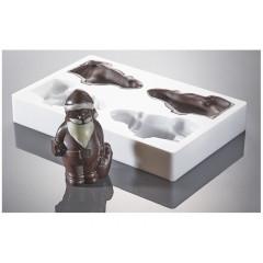 Moule à chocolat Père Noël - Ustensile Guy Demarle