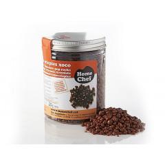 Sucre pétillant enrobé de chocolat au lait 225 g - Home Chef