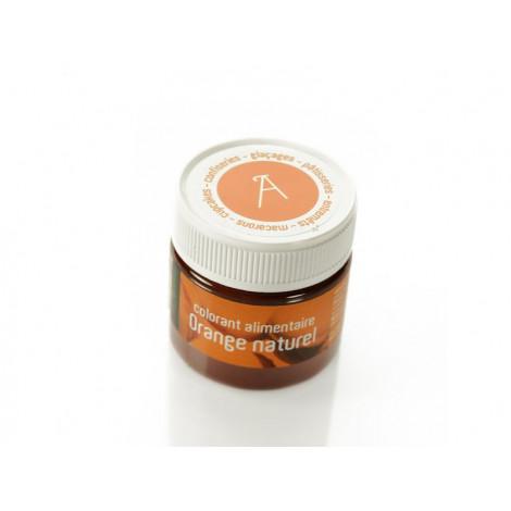 Colorant alimentaire orange naturel 10 g - Les Artistes Paris