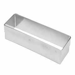 Découpoir inox Rectangle - Ustensile Guy Demarle