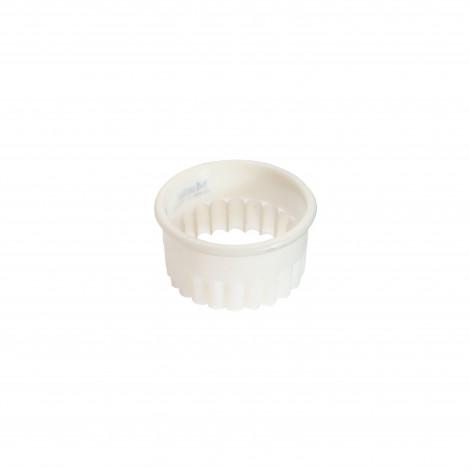 Découpoir rond cannelé Exoglass® 3,5 cm - Ustensile Guy Demarle