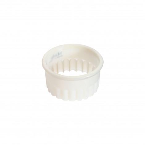 Découpoir rond cannelé Exoglass® 5 cm - Ustensile Guy Demarle
