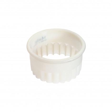 Découpoir rond cannelé Exoglass® 6 cm - Ustensile Guy Demarle