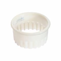 Découpoir rond cannelé Exoglass® 9,5 cm - Ustensile Guy Demarle
