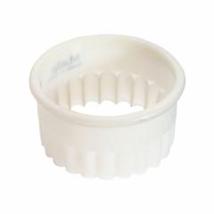 Découpoir rond cannelé Exoglass® 12 cm - Ustensile Guy Demarle