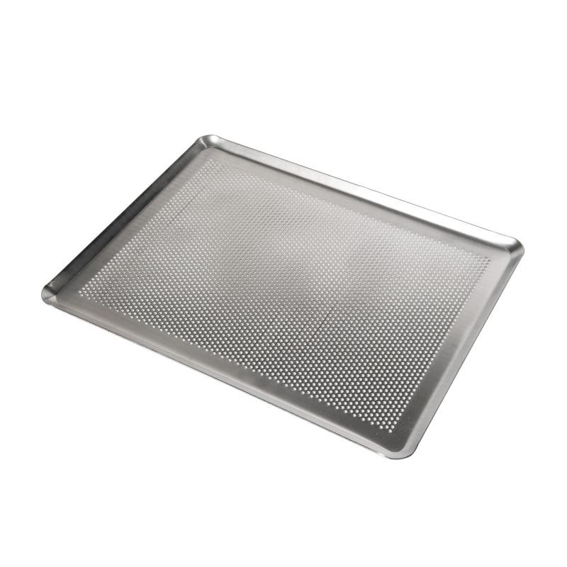 code promo 5a1c5 80242 Plaque Aluminium perforée 40 x 30 cm
