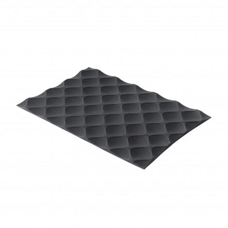 Toile décor Matelassé FLEXIPAT® (pour moule bûche) - Moule Silicone