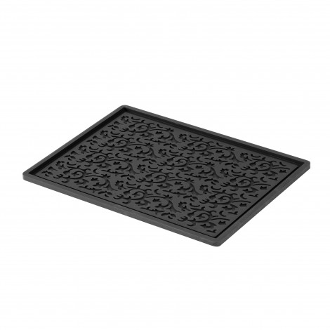 Tapis relief Baroque FLEXIPAT® - Moule Silicone par Guy Demarle