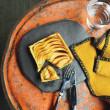 Moule Grands carrés pour 6 pains SILFORM® - Moule silicone Guy Demarle