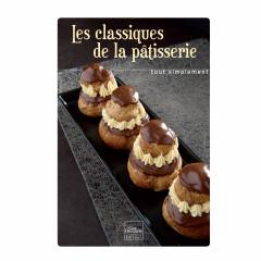 """Livre Tout Simplement """"Les classiques de la pâtisserie"""" - Livre de"""