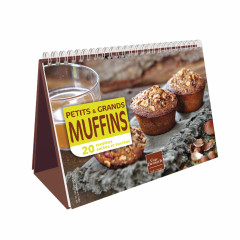 "Chevalet ""Petits & Grands Muffins"""