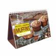 "Chevalet ""Petits & Grands Muffins"" - Livre de cuisine Guy Demarle"