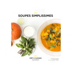 """Livre """"Soupes simplissimes"""" Prêt à cuisiner - Livre de cuisine Guy"""