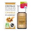 Cristaux d'huiles essentielles Cannelle - Aromandise