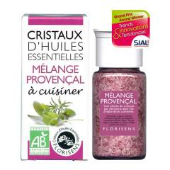 Cristaux d'huiles essentielles Mélange Provençal - Aromandise