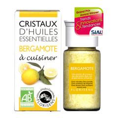 Cristaux d'huiles essentielles Bergamote - Aromandise
