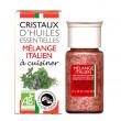 Cristaux d'huiles essentielles Mélange italien - Aromandise