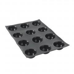 Moule 12 Petites demi-sphères FLEXIPAN® - Moule silicone Guy Demarle