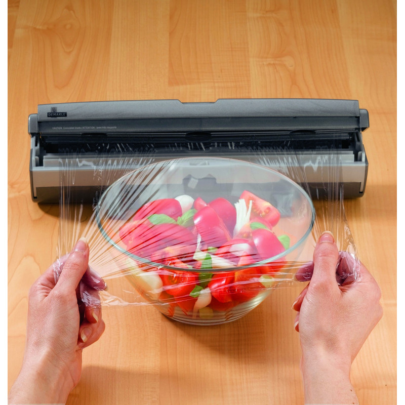 D rouleur de film alimentaire film 75 m accessoires - Derouleur film alimentaire ...