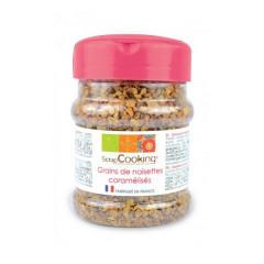 Grains de noisette caramélisés 125 g