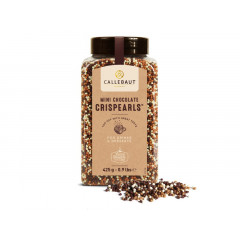 Mélange de mini perles croustillantes au chocolat 425 g
