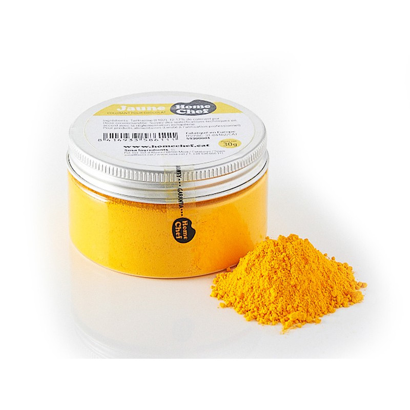 Colorant Jaune Synonyme