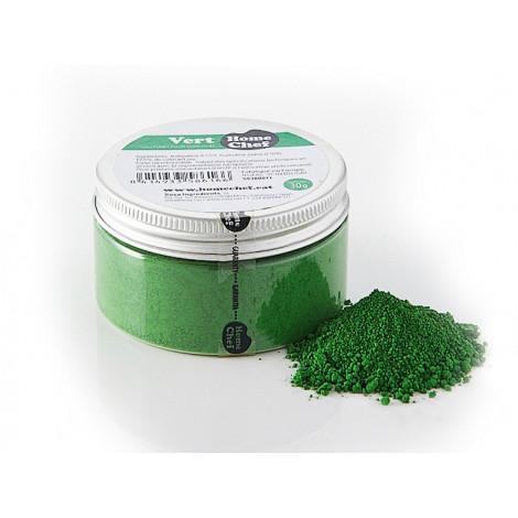 Colorant vert pour chocolat 30 g