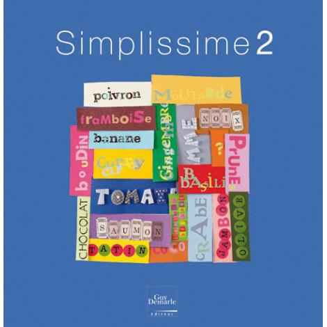 "Livre ""Simplissime 2"""