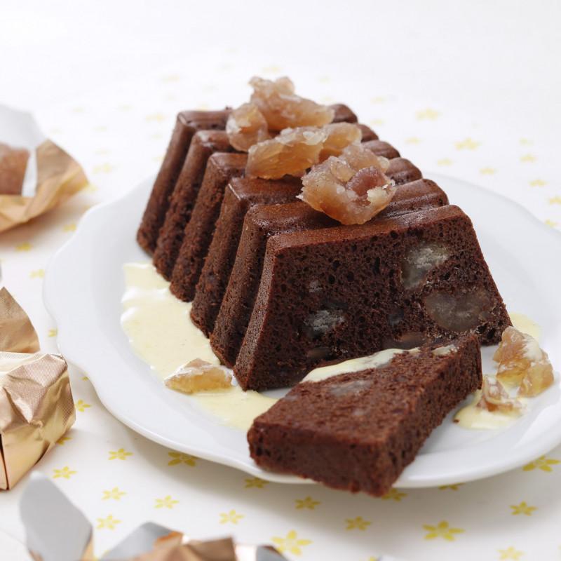 Moule cake cannel flexipan moules silicone - Moule a gateau silicone ...