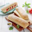 Moule 4 Sandwichs SILFORM®