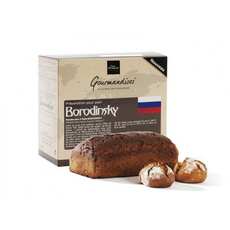"""Préparation pour pain """"borodinsky"""", 3 sachets de 100 g"""