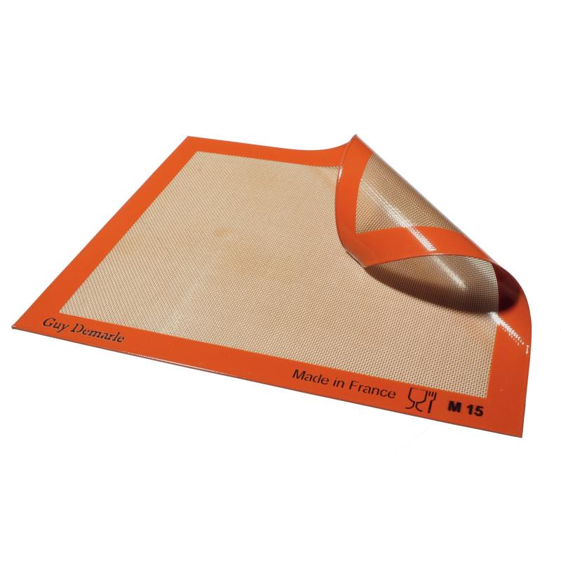 tapis de cuisson 40 cm x 30 cm toile de cuisson en silicone. Black Bedroom Furniture Sets. Home Design Ideas