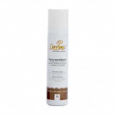 Spray alimentaire bronze, 75 ml