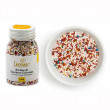 Mini perles color mix, 100 g