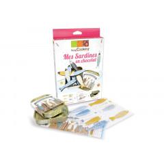 """Kit """"Mes sardines en chocolat"""""""