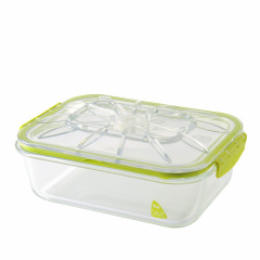 Récipient Lunch box Be Save 1,4L + Couvercle