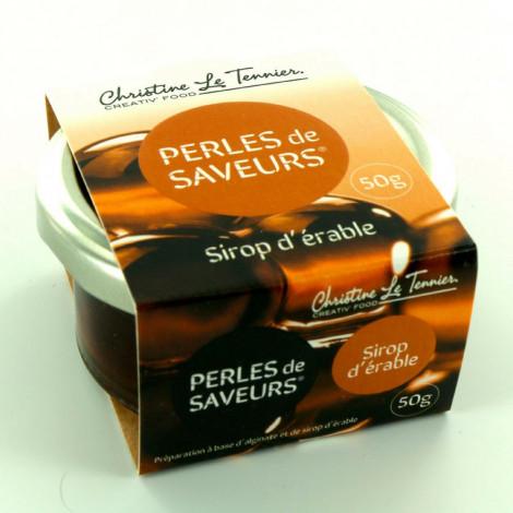 Perles de saveurs Sirop d'érable, 40 ml