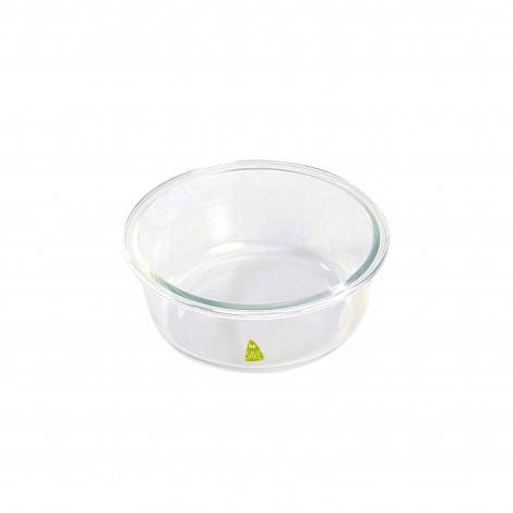 Récipient rond Be Save® en verre 0,6 L / 13 cm