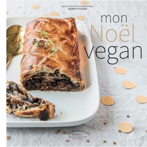 Livre « mon Noël vegan », Marabout