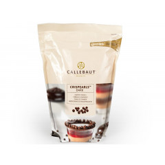 Perles croustillantes au chocolat noir 800 g