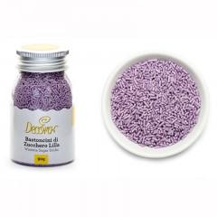 Sucre vermicelles lila, 90g