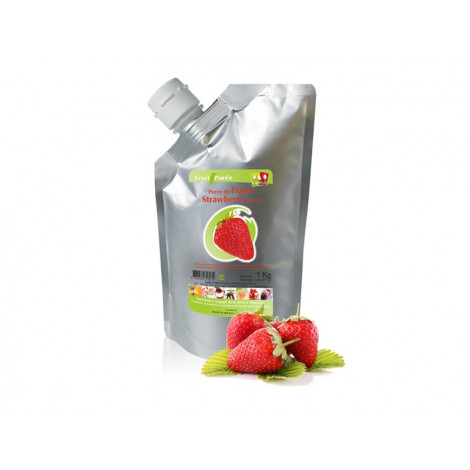 Purée de fraise 1 kg