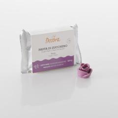 Pâte à sucre violette 250 g