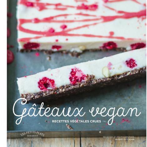 Livre « Gâteaux vegan »