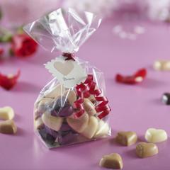Kit Coeur en Chocolat Noir