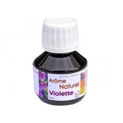 Arôme Naturel violette 50 ml