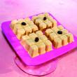 Moule 6 Petites tablettes FLEXIPAN®