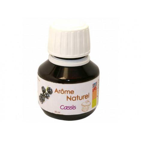 Arôme naturel cassis 50 ml