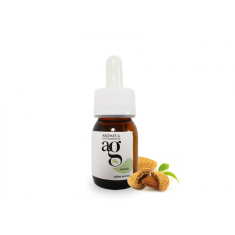 Arôme naturel amande 30 ml