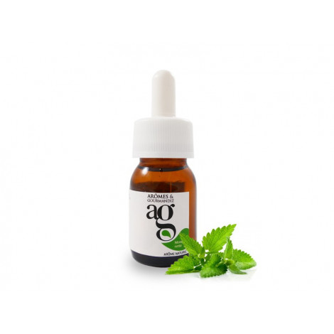 Arôme naturel menthe verte 30 ml - Arômes & Gourmandiz